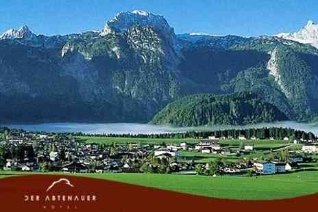 Hotel Der Abtenauer - Austrian Adventure Break For Five Nights at Hotel Der Abtenauer - Save 52%