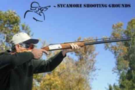 Sycamore Shooting Grounds - Clay Pigeon Shooting - Save 50%