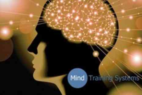 Mind Training Systems - 7 Day NLP Course With Certifications - Save 61%