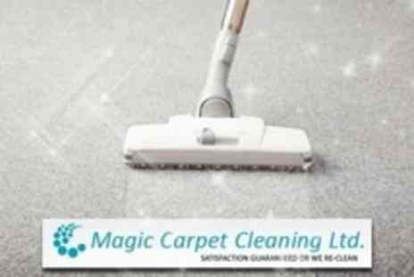 Magic Carpet Cleaning - Magic Carpet Cleaning - Save 61%