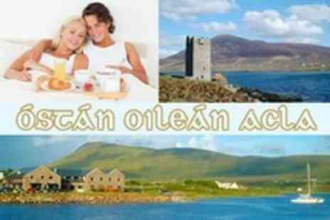 Achill Island Hotel - Two Night Stay For Two With Breakfast - Save 74%