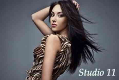 Studio 11 - Photoshoot For One With Makeover, Prints and Image Disc - Save 89%