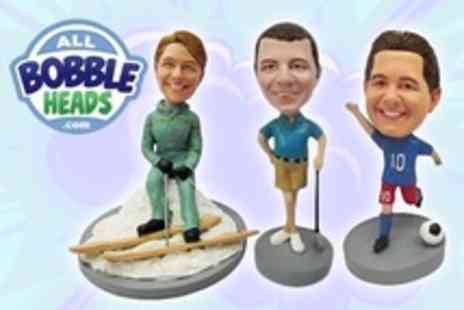 AllBobbleHeads.com - Hand Sculpted Custom Bobblehead Including Delivery - Save 50%