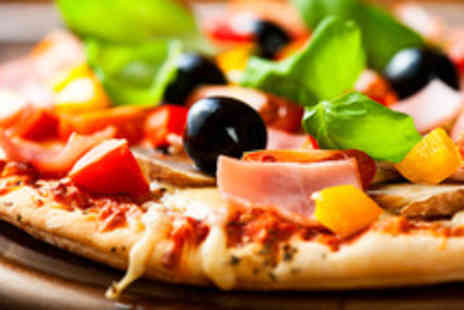 Amalia - Two course pizza or pasta meal for 2 people - Save 59%