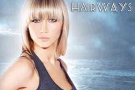 Hairways - Full Head Tint With Cut and Blow Dry - Save 58%