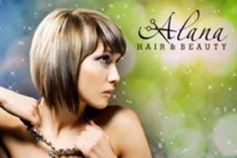 Alana Hair and Beauty - Half Head Highlights With Cut and Blow Dry Plus Conditioning Treatment - Save 52%