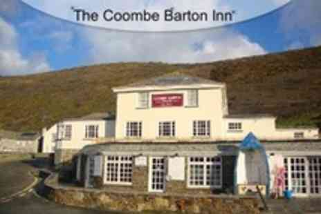 Coombe Barton Inn - Two Night Stay For Two With Breakfast - Save 31%