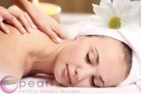 Pearl Beauty - Pamper Day For One With Four Treatments Each - Save 42%