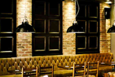 Tib Street Tavern - Two Course Meal with a Glass of Wine for Two - Save 53%