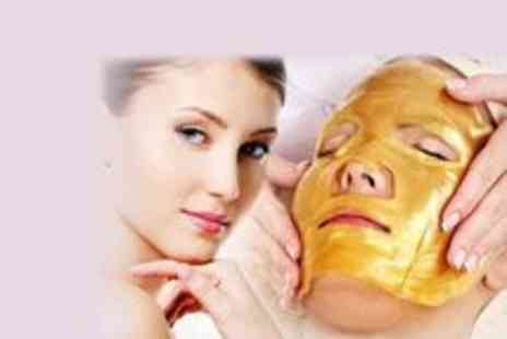 Gal Cochrane - 8 Gold Collagen Face Masks - Save 50%