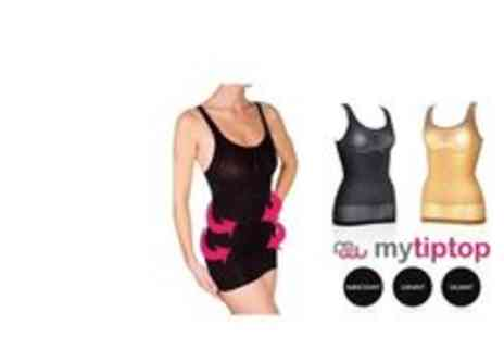 Gotvstore.com - Slimming Vest Slimming Underwear Weight Loss - Save 47%