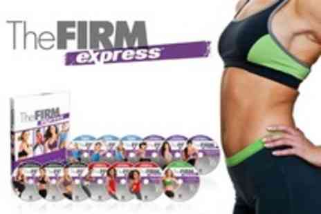Home Shopping Mall - The Firm Express Workout DVD Set - Save 63%