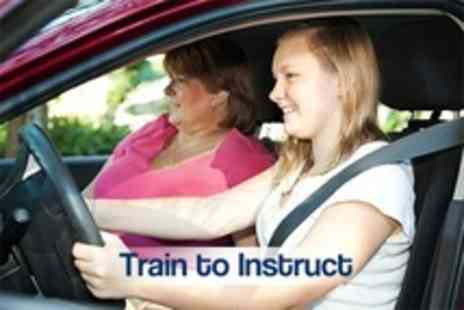 Driving Centre UK - Four Hours of Driving Lessons - Save 80%