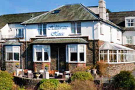 Hillthwaite House Hotel - Two Night Windermere Stay for Two with Five-Course Dinner - Save 53%