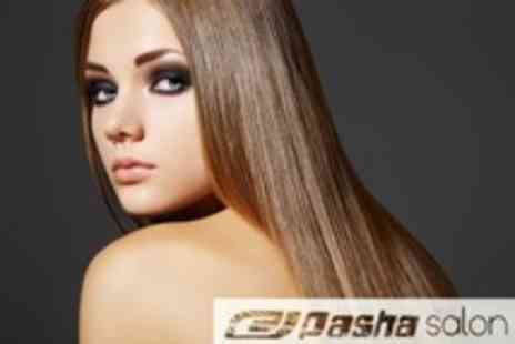 Pasha - Nanokeratin System Treatment Plus Wash and Blow Dry - Save 70%