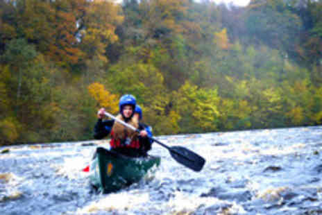 Experience Adventure - Canoeing experience for 2 people inc hot drink and photo - Save 61%