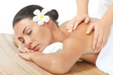 Body Bliss - One hour back, neck, scalp and shoulder massage - Save 52%