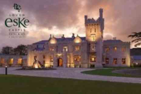 Lough Eske Castle -  One Nights For Two With Breakfast, Spa Access and Credit For Meal or Treatments - Save 54%