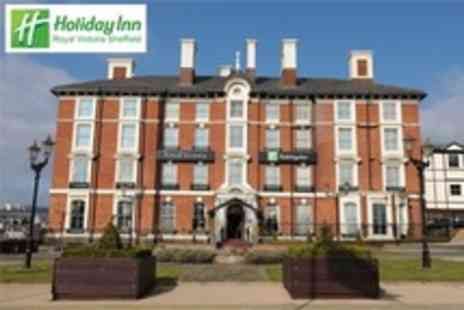 Holiday Inn Royal Victoria - One Night Stay For Two With Breakfast and Afternoon Tea - Save 31%