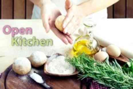 Open Kitchen - Bread Making Class - Save 51%