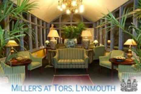 The Tors Hotel - Two Night Stay For Two With Breakfast and Welcome Drink - Save 33%