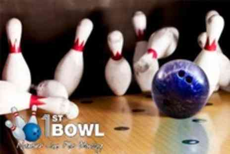 1st Bowl Yeovil - One Bowling For Six People - Save 33%