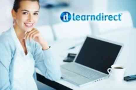Learndirect - 12 Month Online Web Design Package with 29 Courses Such as Photoshop, Flash, Java and Internet Marketing - Save 92%