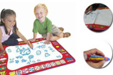 Trend Essential - Watch your child draw with water & Improve their creativity - Save 65%