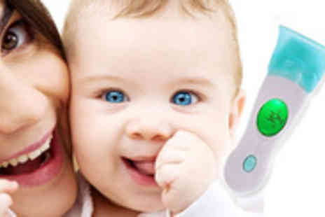 SVB Trading - Check your little ones temperature with the Touch less Baby Thermometer - Save 50%