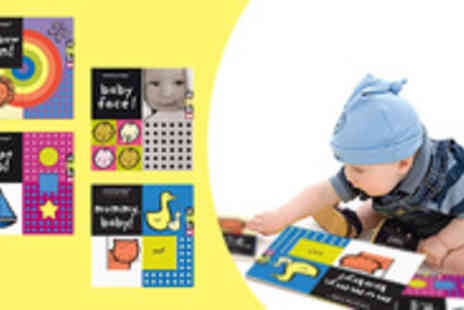 The Book Stalk - Brighten up your baby's day with these colourful - Save 55%