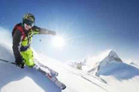 Snow Nation - A person for a seven night ski break in the French Alps with SNOW NATION - Save 20%