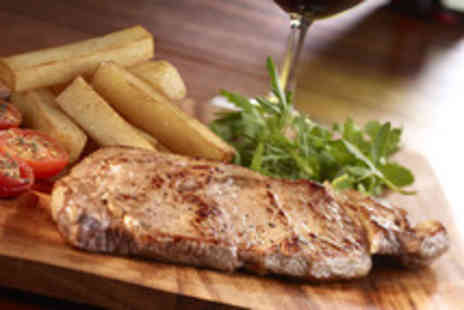 The Pendle Inn - A 3 course meal for 2 with a starter, main and dessert each - Save 59%