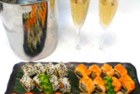 Hilton London Tower Bridge Hotel - Sushi and Champagne for Two - Save 64%