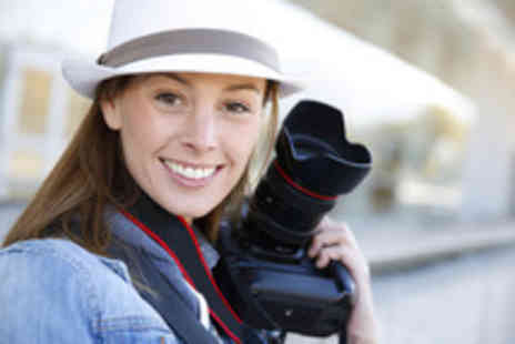 Blink Photography Courses - A 3 hour introductory DSLR photography course - Save 71%