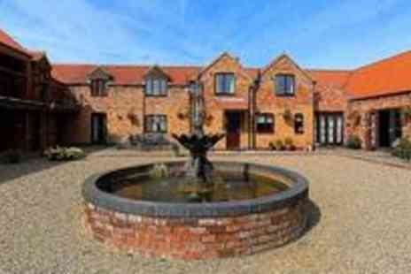 Norton Lodge - Magical two night Lincolnshire country stay for two including breakfast - Save 56%