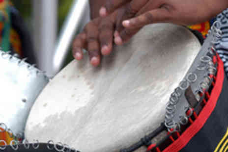 London African Drumming - Two and half Hour African Drumming Class - Save 55%