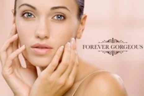 Forever Gorgeous - 55 Minute Facial Plus Full Body Scrub - Save 42%