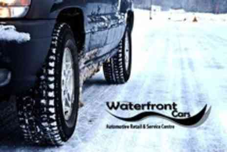 Waterfront Cars - Full Car MOT and Mini Valet - Save 56%