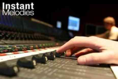 Instant Melodies - Two Day Music Production and Mixing Course - Save 76%