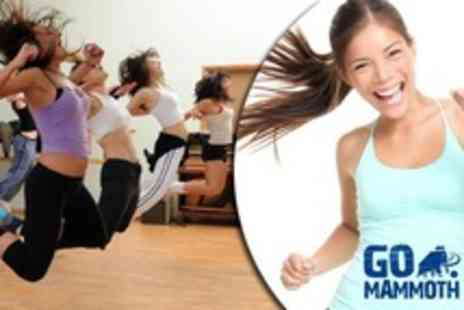 GO Mammoth - Eight Weeks of Zumba Classes - Save 60%