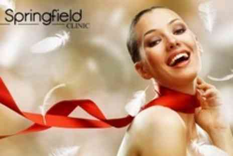 Springfield Clinic - One CACI, Microdermabrasion and Oxygen Therapy Facial Package - Save 50%