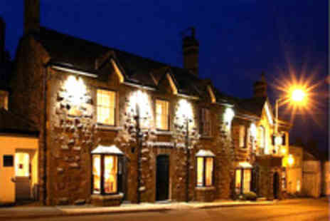 The Arundell Arms - One night stay for 2 including 5 course meal, Champagne & breakfast  - Save 44%
