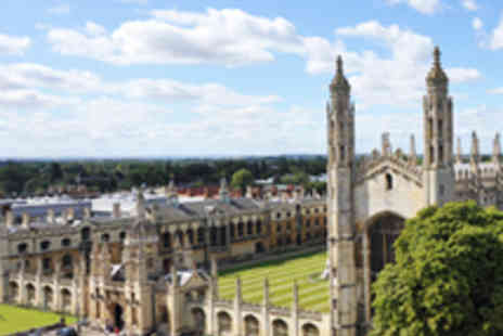 The Royal Cambridge Hotel - Two Night Cambridge Stay - Save 62%