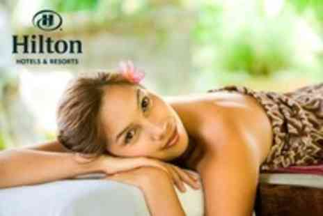 Hilton Avisford Park - 4 Hilton Beauty Retreat With Two Treatments and Lunch For One - Save 51%