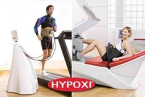 Hypoxi Studios - Six Sessions of HYPOXI Therapy With Consultation - Save 26%