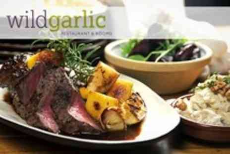 Wild Garlic - Sunday Lunch Two Courses For Two - Save 51%