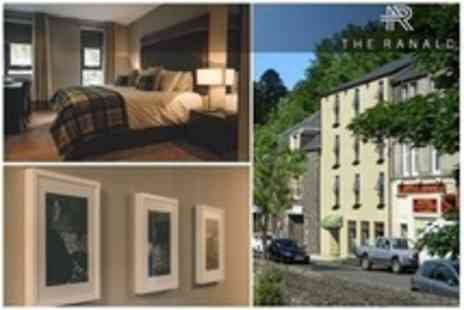 The Ranald Hotel - In Oban Two Night Stay For Two With Whisky Distillery Tour, Sea Life Centre Tickets and Breakfast - Save 54%