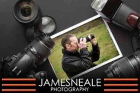 James Neale Photography - Beginners Photography Workshop for One - Save 71%