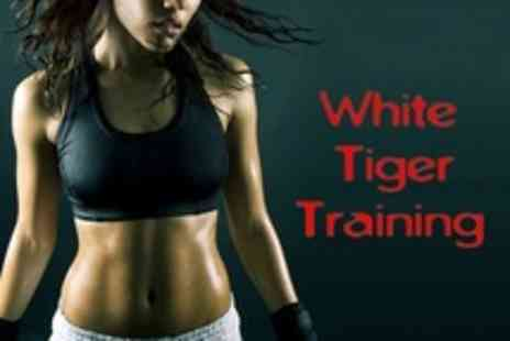 White Tiger Training Centre - Ten Exercise Classes Including Boxfit, Kettlebell, and Power Plate  - Save 0%