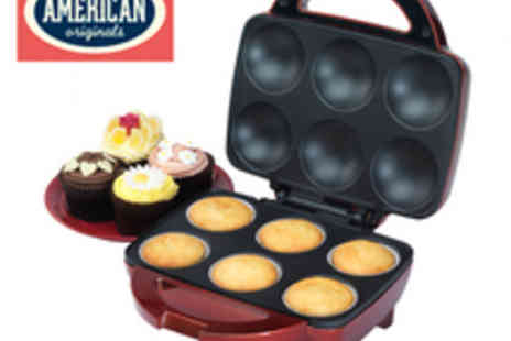 American Originals - American Originals Cupcake Maker - Save 46%